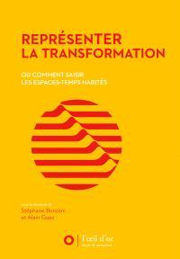 Représenter la transformation ou Comment saisir les espaces-temps habités