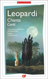 Chants = Canti