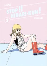 Stop !! Hibari-kun !. Volume 2