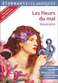 Les fleurs du mal : nouveau bac français