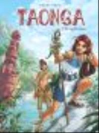 Taonga. Volume 1, L'île mystérieuse