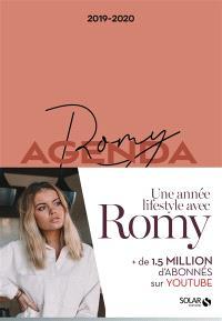 Agenda Romy 2019-2020