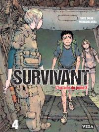SURVIVANT - TOME 4 - VOL4