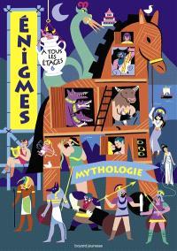 Enigmes à tous les étages. Volume 6, Mythologie
