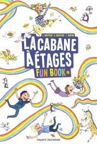 Fun book. Volume 1, La cabane à étages