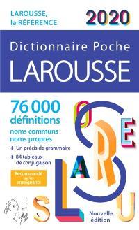 Dictionnaire Larousse poche 2020