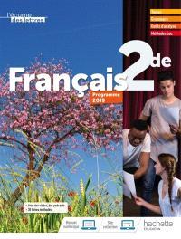 L'écume des lettres, français 2de : programme 2019