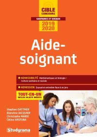 Aide-soignant : tout-en-un : concours 2019-2020