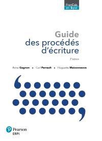 Guide des procédés d'écriture, Guide (imprimé et numérique) + Français en ligne (48 mois)