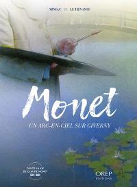 Monet : un arc-en-ciel sur Giverny