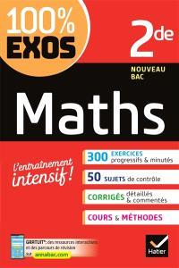 Maths 2de : nouveau bac
