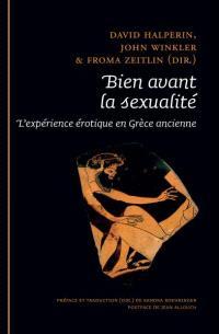 Bien avant la sexualité : l'expérience érotique en Grèce ancienne