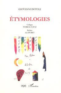 Etymologies