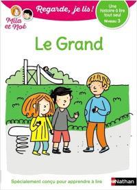 Le grand : une histoire à lire tout seul, niveau 3