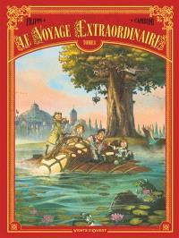 Le voyage extraordinaire. Volume 1, Le trophée Jules Verne