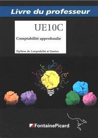 Comptabilité approfondie, diplôme de comptabilité et gestion : livre du professeur