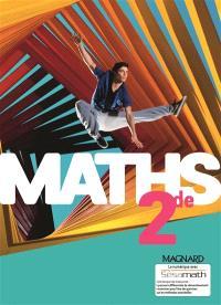 Maths, 2de : programme 2019
