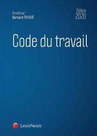 Code du travail 2020