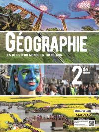 Géographie, 2de : les défis d'un monde en recomposition