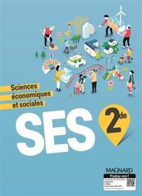 SES, sciences économiques et sociales, 2de : programme 2019