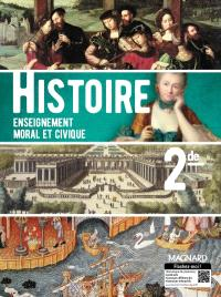 Histoire, enseignement moral et civique, 2de