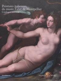 Peintures italiennes du musée Fabre de Montpellier : catalogue raisonné