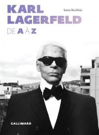 Karl Lagerfeld de A à Z