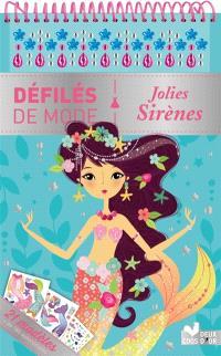 Défilés de mode : jolies sirènes