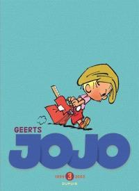 Jojo : intégrale. Volume 3, 1999-2003