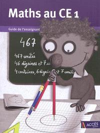 Maths au CE1 : guide de l'enseignant