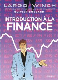 Introduction à la finance : Largo Winch