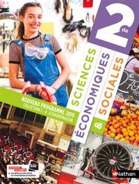 Sciences économiques et sociales 2de : nouveau programme 2019