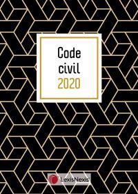 Code civil 2020 : jaquette geometric