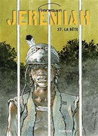 Jeremiah. Volume 37, La bête