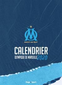 Olympique de Marseille : droit au but : calendrier 2020