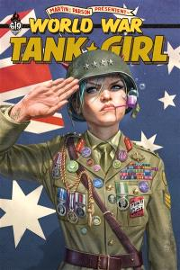 Tank girl, World war