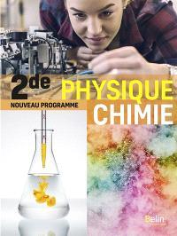 Physique chimie 2de : nouveau programme