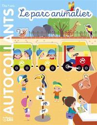Le parc animalier : autocollants