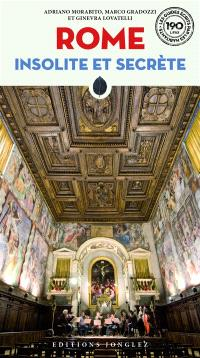 Rome insolite et secrète