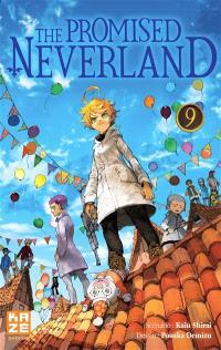The promised Neverland. Volume 9, Début des hostilités
