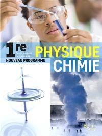 Physique chimie 1re : enseignement de spécialité : nouveau programme