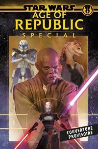 Star Wars : l'ère de la République, Les héros