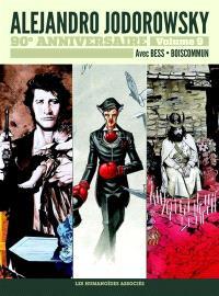Alejandro Jodorowsky : 90e anniversaire. Volume 9, Avec Bess, Boiscommun