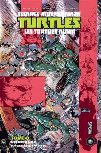 Teenage mutant ninja Turtles : les Tortues ninja. Volume 8, Vengeance : première partie