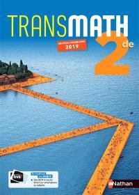 Transmath 2de : nouveau programme 2019