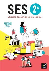 SES, sciences économiques et sociales 2de : nouveaux programmes 2019