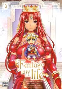 A fantasy lazy life. Volume 3
