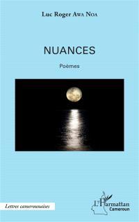 Nuances : poèmes