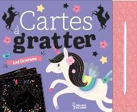 Les licornes : cartes à gratter