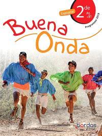 Buena onda, espagnol 2de, A2-B1 : programme 2019